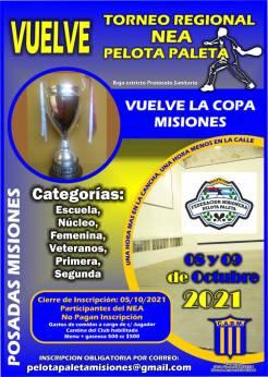 Se viene la segunda fecha de la Copa Misiones
